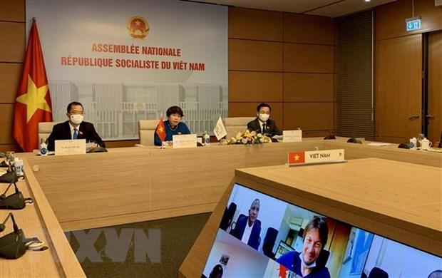 Đoàn Quốc hội Việt Nam dự Hội nghị Ủy ban các vấn đề nghị viện của APF
