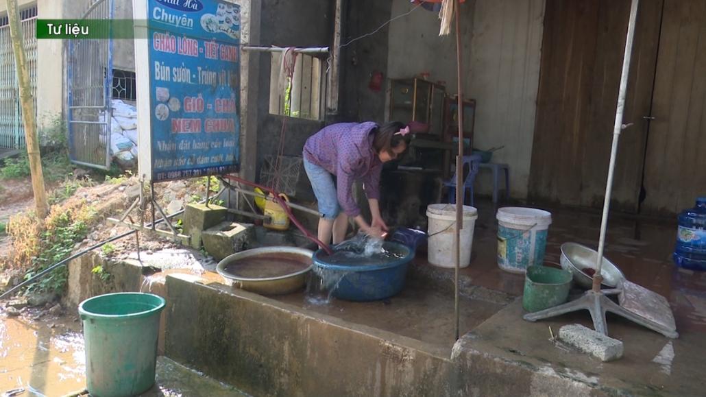 Cần ổn định việc cấp nước sinh hoạt cho người dân ở xã Tức Tranh, Phú Lương (Camera 3-6)