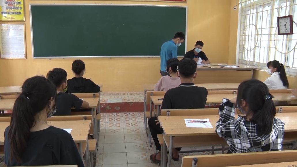 Kỳ thi tuyển sinh vào lớp 10, năm học 2021-2022 diễn ra an toàn, nghiêm túc