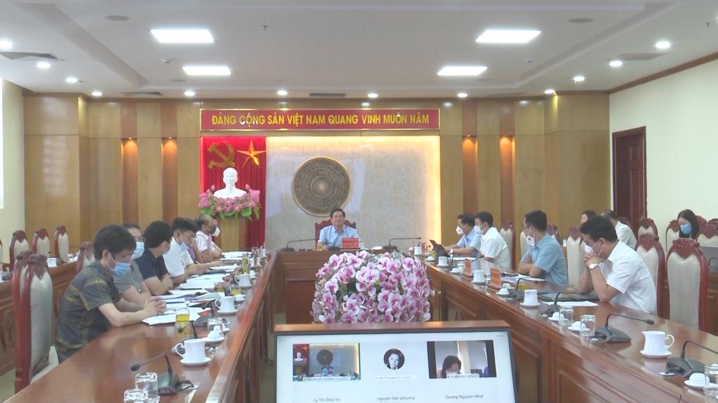 Ngân hàng Thế giới làm việc với tỉnh Thái Nguyên