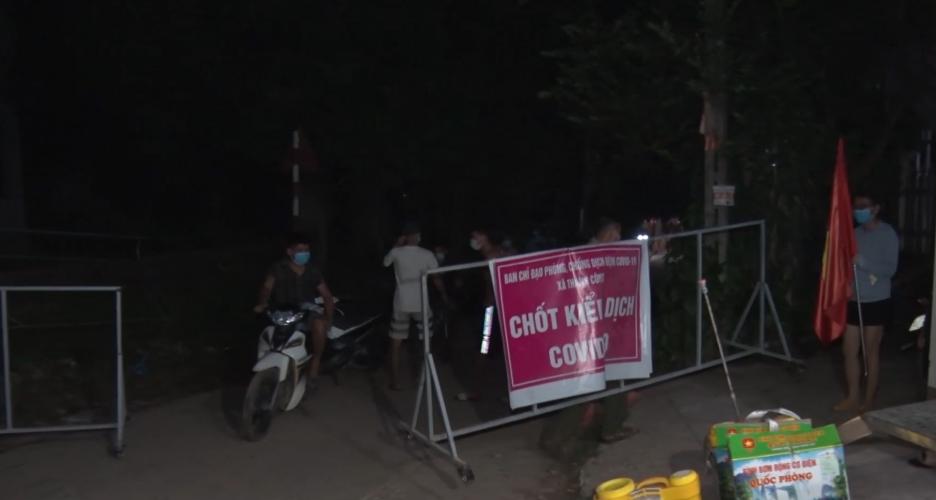 Thị xã Phổ Yên: Dỡ bỏ phong tỏa khu vực có nguy cơ cao lây nhiễm COVID-19