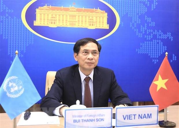 Việt Nam sẵn sàng hợp tác nhằm xây dựng không gian mạng an toàn