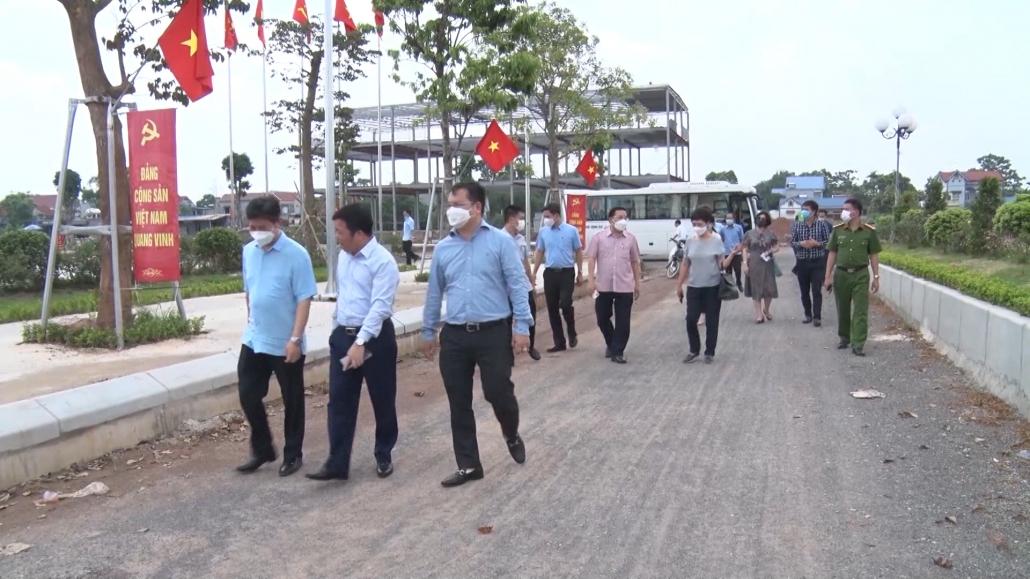 Bộ Xây dựng khảo sát phát triển đô thị tại T.X Phổ Yên