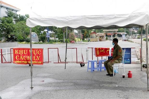 Ngày 12/7, Việt Nam ghi nhận kỷ lục mới với 2.383 ca mắc COVID-19