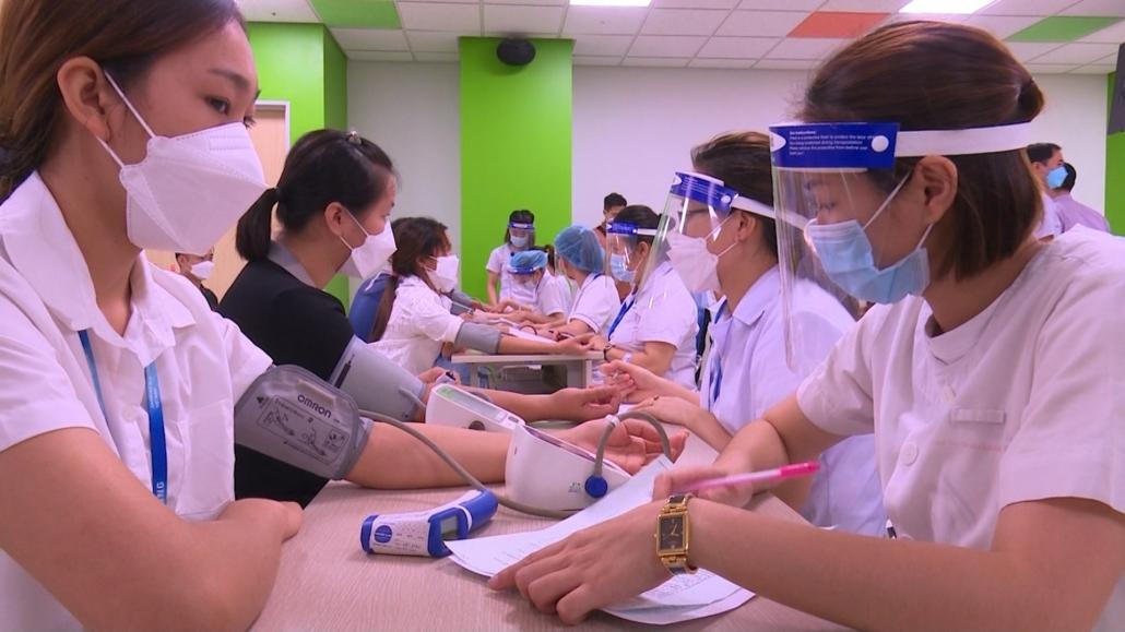 Ưu tiên tiêm vắc xin phòng COVID-19 cho người lao động