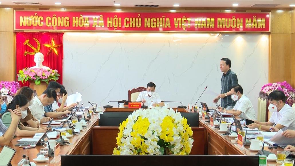 Thẩm tra nội dung trình kỳ họp thứ 2, HĐND tỉnh khóa XIV