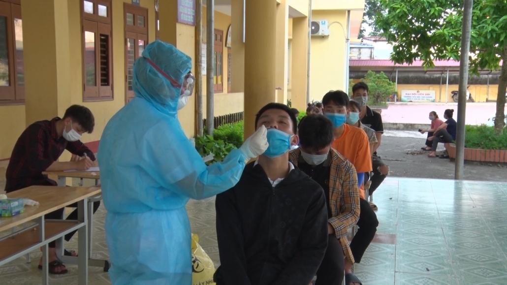 Các địa phương trên địa bàn tỉnh tăng cường các biện pháp cấp bách phòng, chống dịch