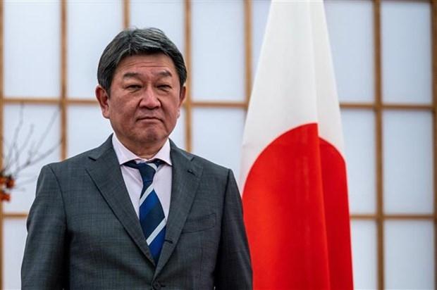 """Nhật Bản cam kết hỗ trợ tối đa"""" cho đặc phái viên ASEAN tại Myanmar"""