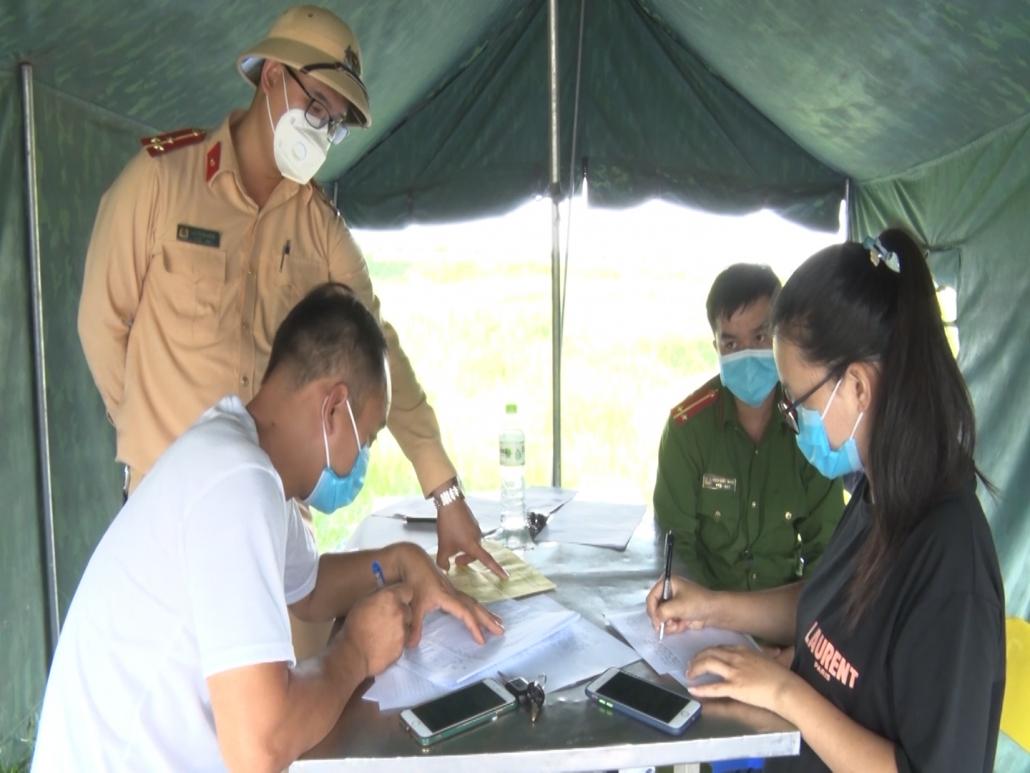TP Sông Công phát hiện và xử lý 1 trường hợp trốn khai báo y tế