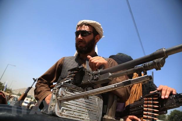 Cựu Tổng thống Afghanistan Karzai thảo luận với các quan chức Taliban