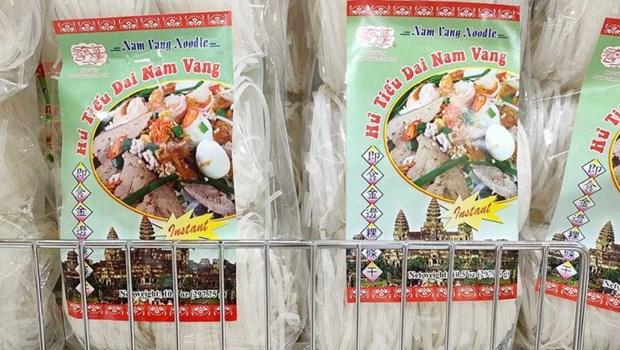 Campuchia điều tra bản quyền sản phẩm 'Hủ tiếu dai Nam Vang' bán ở Mỹ