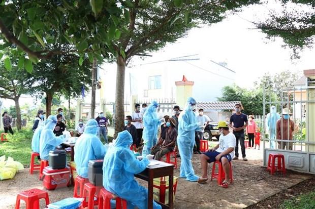 Ngày 23/8, Việt Nam ghi nhận 10.280 ca nhiễm mới, 389 ca tử vong