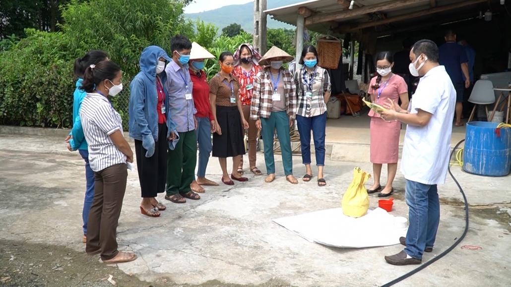 Giải pháp xử lý mùi trong chất thải chăn nuôi gia cầm