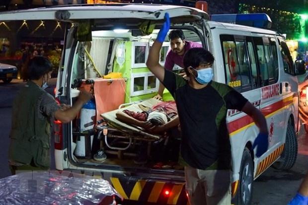 Thương vong trong vụ tấn công tại sân bay Kabul tiếp tục tăng
