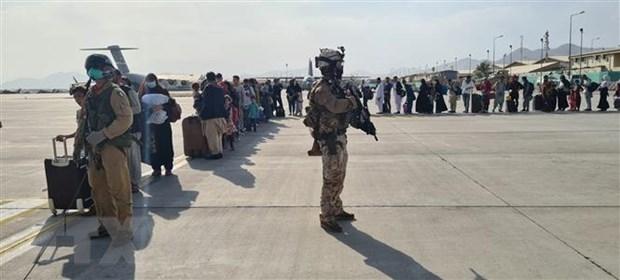 Tình hình Afghanistan: Nhiều nước kết thúc các chuyến bay sơ tán