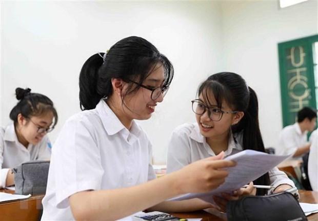 Lùi thời điểm bắt đầu năm học ở nơi có dịch diễn biến phức tạp