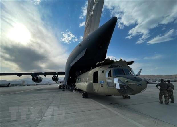Mỹ xác định tạm ngừng hiện diện ngoại giao tại Kabul