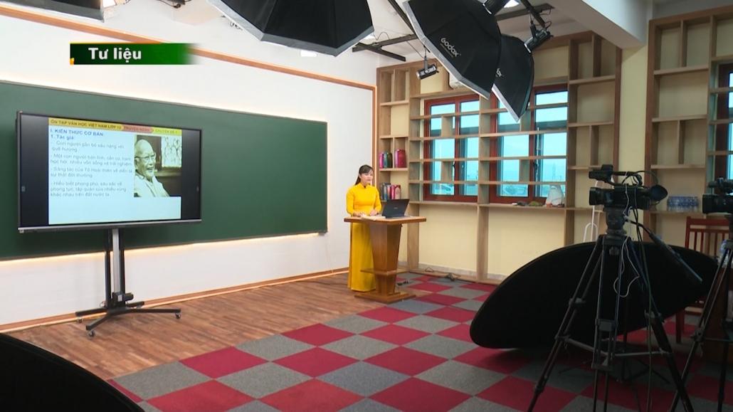 TP Thái Nguyên: Các cơ sở giáo dục khai giảng theo hình thức trực tuyến