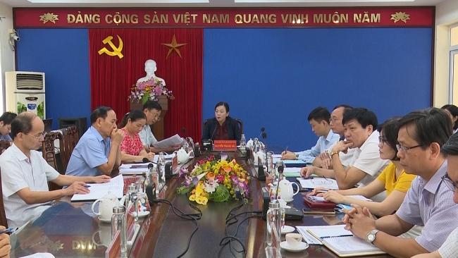 Đồng chí Bí thư Tỉnh ủy tiếp công dân định kỳ tháng 9/2020