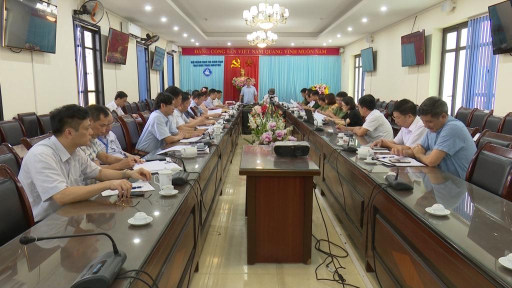 Đại học Thái Nguyên: Tăng cường đấu tranh phản bác các quan điểm sai trái
