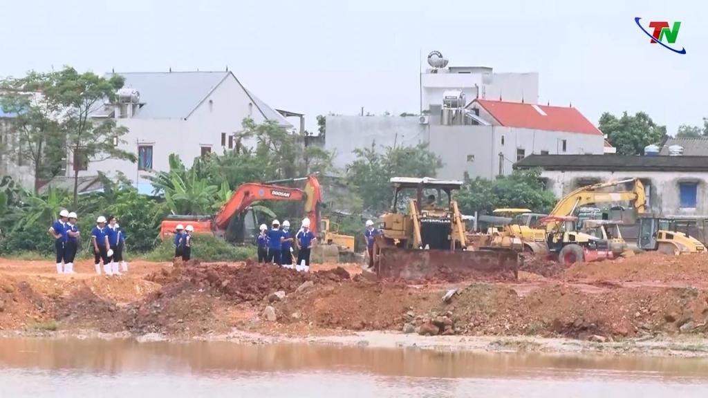 Hiệu quả công tác dân vận trong giải phóng mặt bằng thu hút đầu tư tại thị xã Phổ Yên