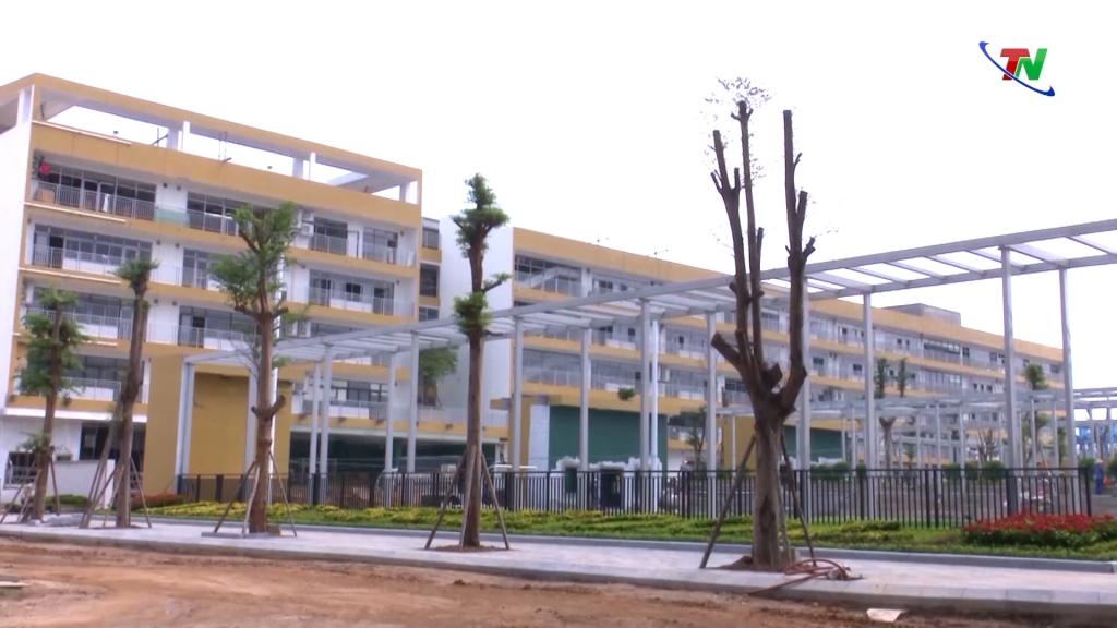 Thành phố Thái Nguyên hướng tới phát triển đô thị văn minh, hiện đại (TS Tối 23 9)
