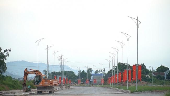 Thành phố Sông Công nỗ lực giải ngân vốn đầu tư công