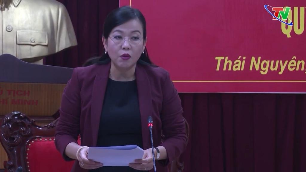 Đảng ủy quân sự tỉnh Thái Nguyên ra nghị quyết thực hiện nhiệm vụ quý IV/2020 (PS CTTS NGAY 26/9)