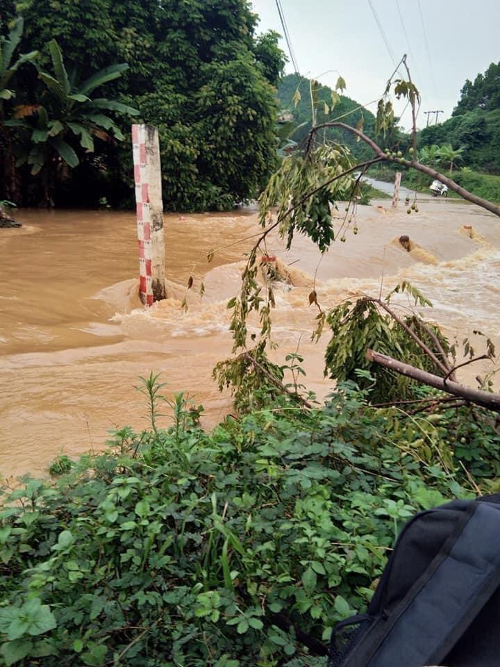 Thái Nguyên: Khắc phục hậu quả do mưa lớn gây ra