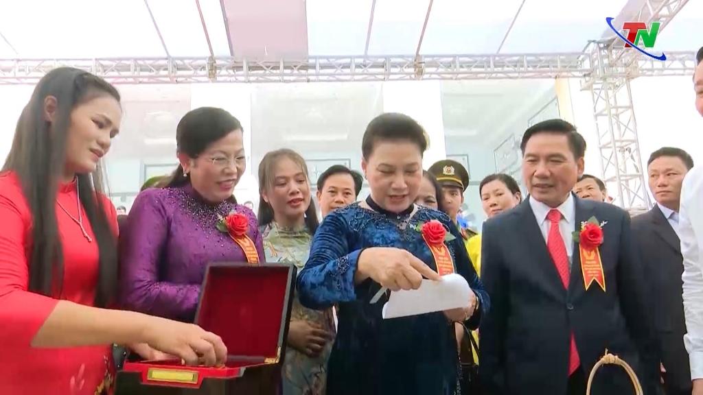 Triển lãm sản phẩm nông nghiệp, công nghiệp tiêu biểu tỉnh Thái Nguyên