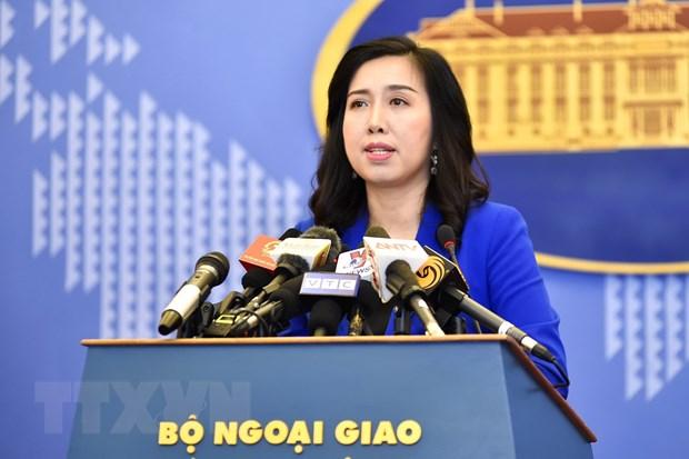 Phản ứng của Việt Nam khi Trung Quốc thi hành luật giao thông hàng hải