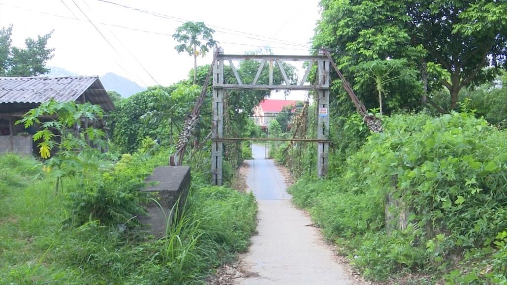 Đồng Hỷ cần đầu tư nâng cấp cầu treo Khe Tiên và đường giao thông liên xã Cầu Gai - Văn Hán