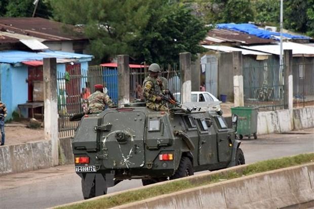 EU lên án đảo chính tại Guinea, kêu gọi trả tự do cho tổng thống