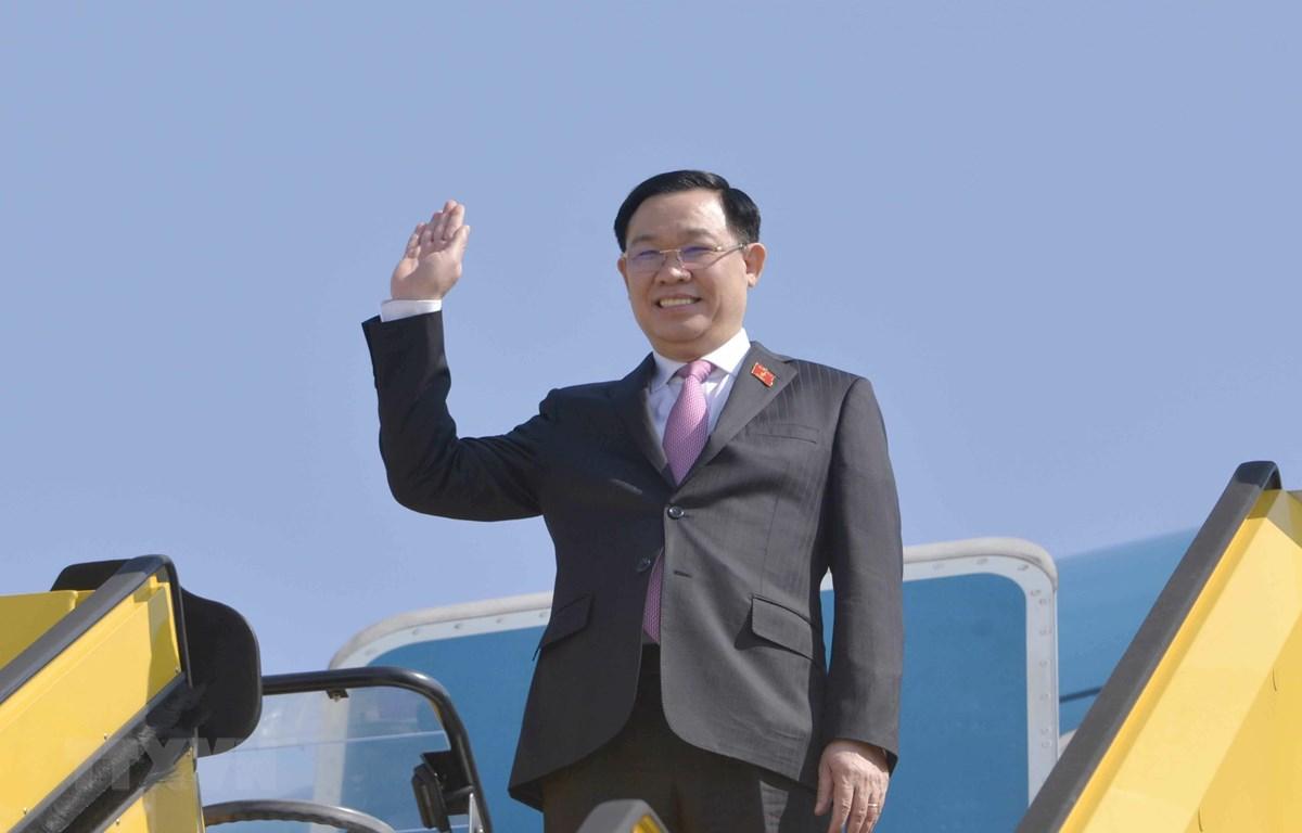Chuyến thăm của Chủ tịch QH tạo xung lực mới cho quan hệ song phương