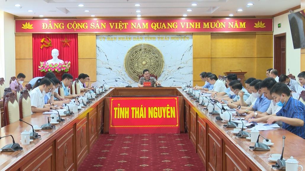 Thái Nguyên: Rà soát các dự án khu dân cư