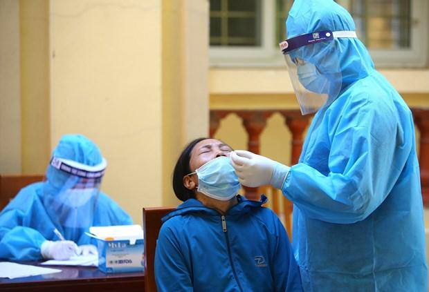 Sáng 14/9: Hà Nội thêm 3 ca mắc COVID-19, có kết quả gần 3 triệu mẫu