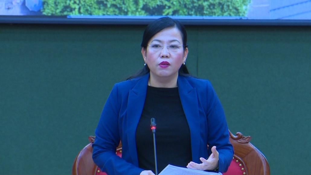 Đồng chí Bí thư Tỉnh ủy tiếp công dân định kỳ tháng 9/2021