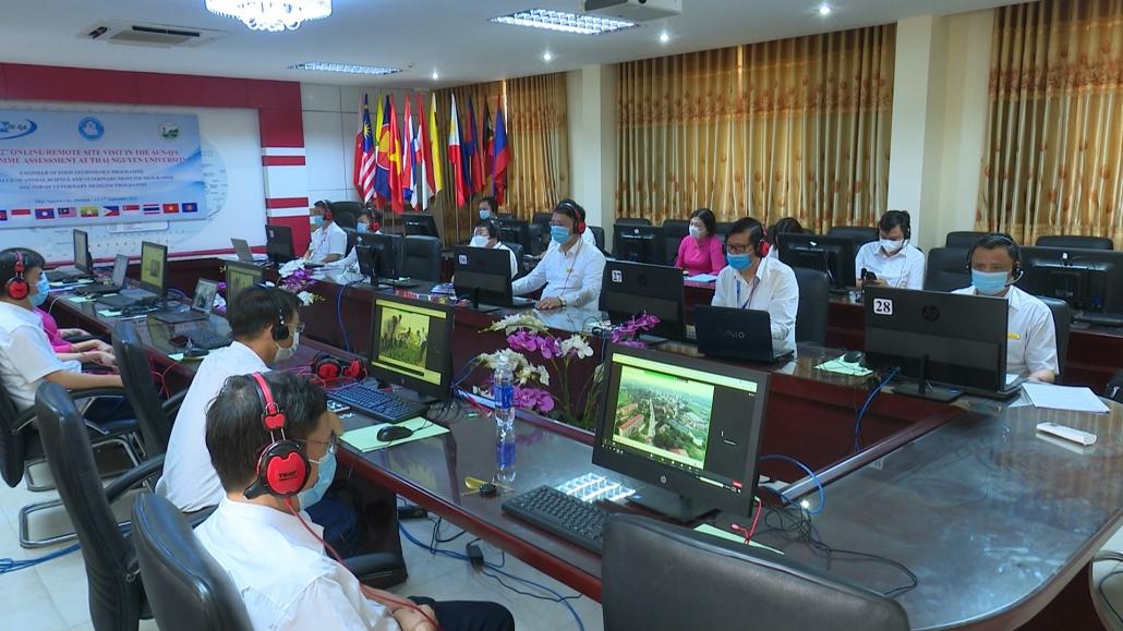 Đánh giá chương trình đào tạo theo tiêu chuẩn AUN-QA tại Trường Đại học Nông lâm, Đại học Thái Nguyên