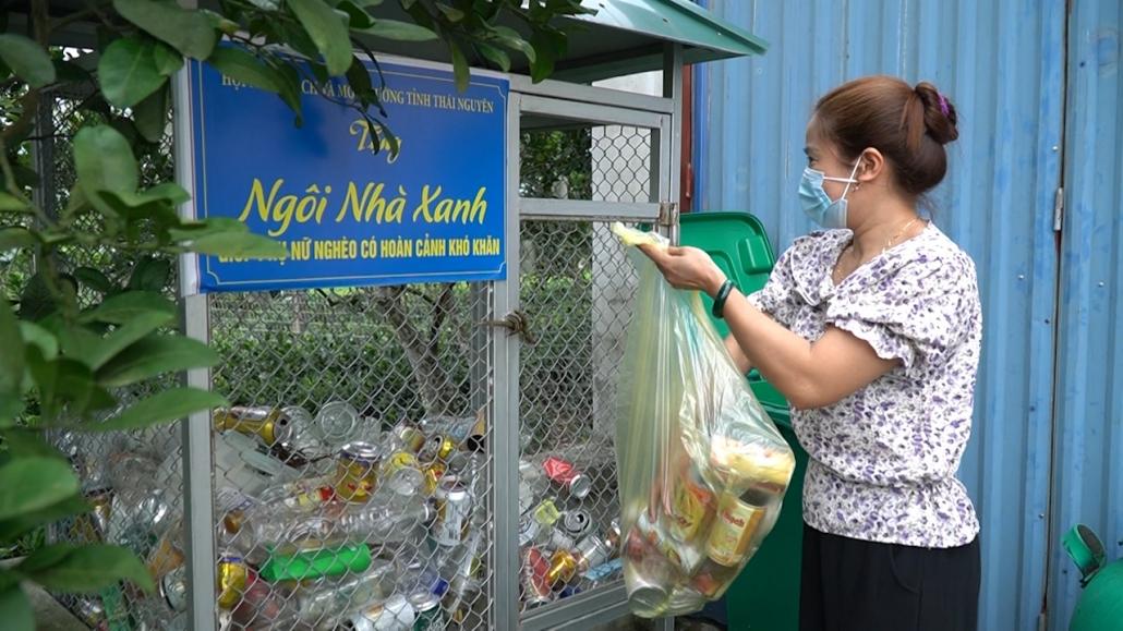 Phụ nữ Thái Nguyên chung sức xây dựng nông thôn mới