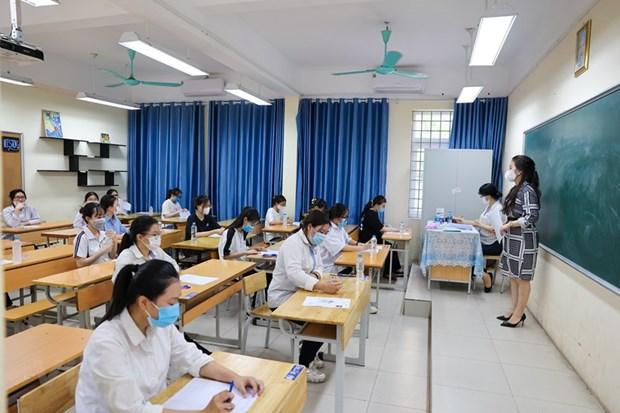 Các trường đại học đồng loạt công bố điểm chuẩn trúng tuyển năm 2021
