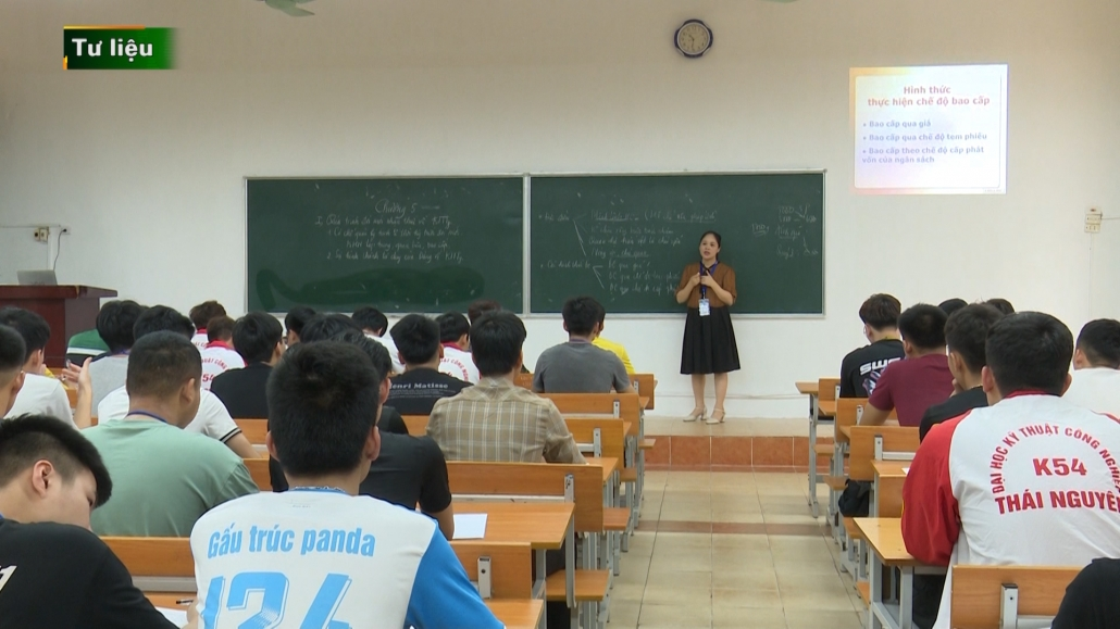 Điểm chuẩn tuyển sinh Đại học Thái Nguyên nằm trong top cao của cả nước