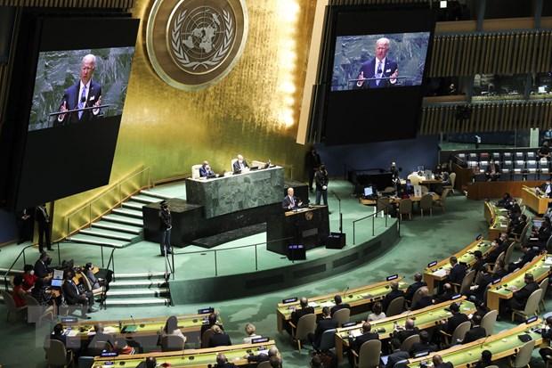 Tổng thống Biden khởi động quan hệ đối tác Mỹ-EU về vaccine COVID-19