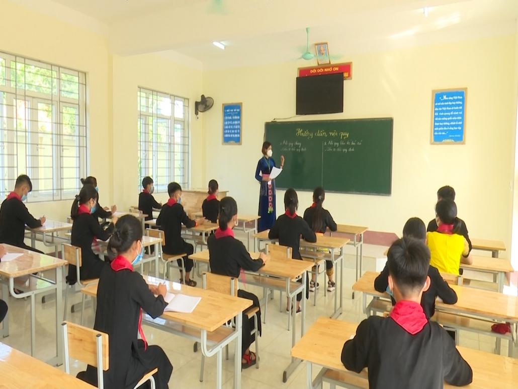 Mở rộng vùng tuyển sinh học nội trú cho con em đồng bào dân tộc miền núi