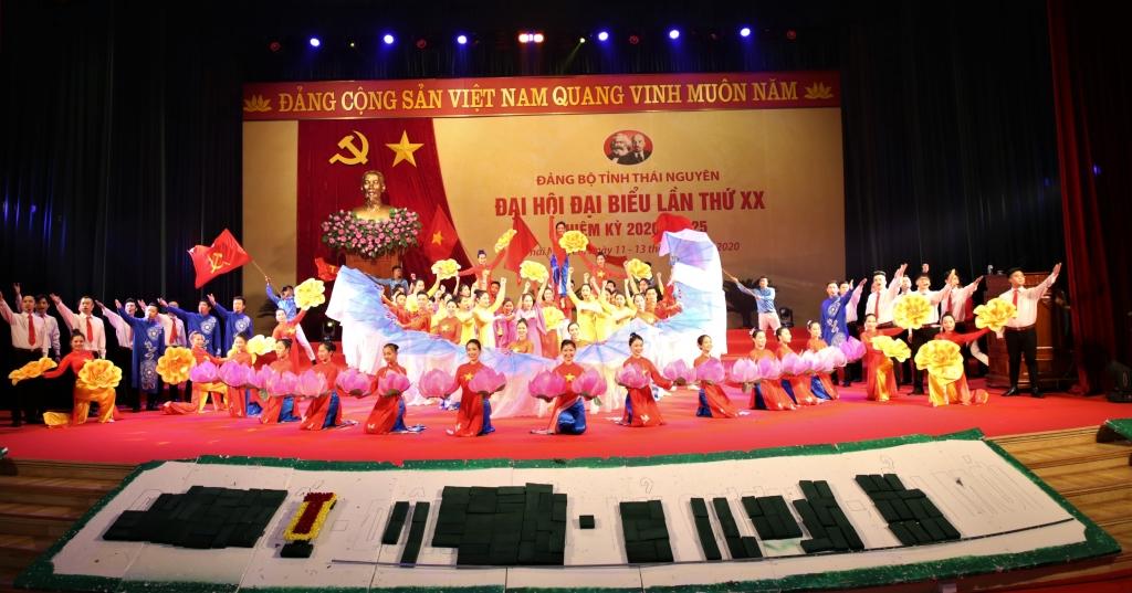 Tổng duyệt Chương trình Đại hội đại biểu Đảng bộ tỉnh Thái Nguyên lần thứ XX, nhiệm kỳ 2020   2025