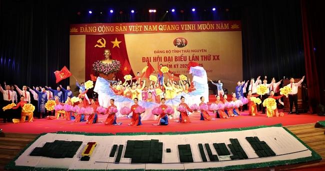 Tổng duyệt chương trình Đại hội đại biểu Đảng bộ tỉnh Thái Nguyên lần thứ XX, nhiệm kỳ 2020-2025