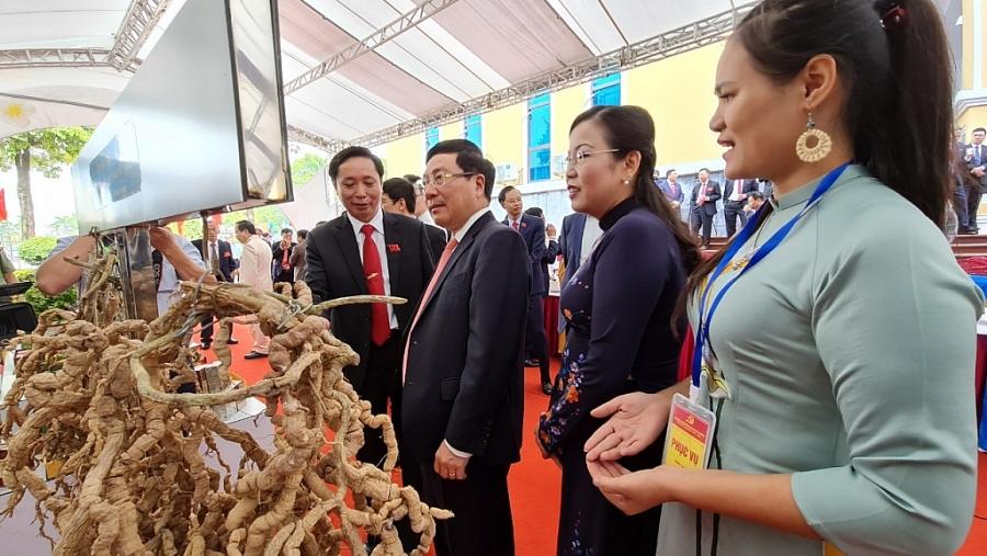 Những hoạt động bên lề Đại hội đại biểu Đảng bộ tỉnh Thái Nguyên lần thứ XX, nhiệm kỳ 2020-2025