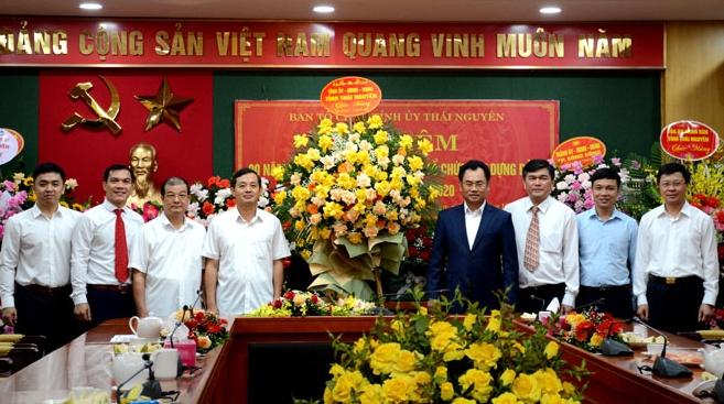 Kỷ niệm 90 năm ngày truyền thống ngành Tổ chức xây dựng Đảng