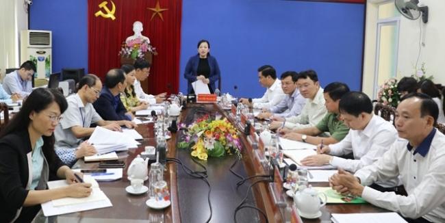 Đồng chí Bí thư Tỉnh ủy tiếp công dân