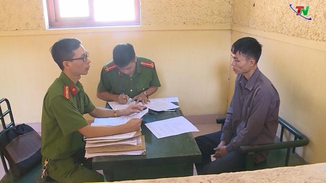 Thái Nguyên: Khởi tố đối tượng có hành vi giết người, cướp tài sản