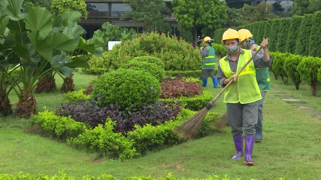 Một mô hình góp phần giữ gìn môi trường xanh, sạch, đẹp ( PS Bản tin Cam 22-10)